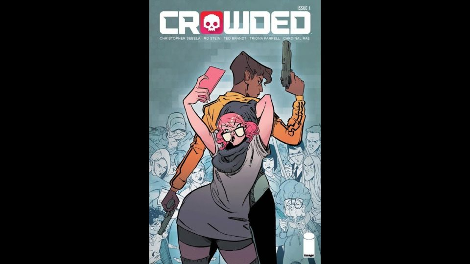Geeking Out Weekly Quickie # 373  Crowded # 1