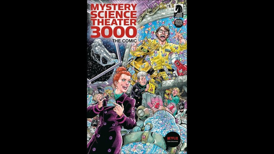 Geeking Out Weekly Quickie #374 Mystery Science Theater 3000 # 1