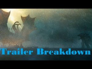 Godzilla: King Of The Monsters – Trailer 2 Breakdown & Review – JTISREBORN