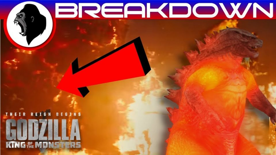 Godzilla: KOTM - Trailer #2 Breakdown   Godzilla: King of the Monsters