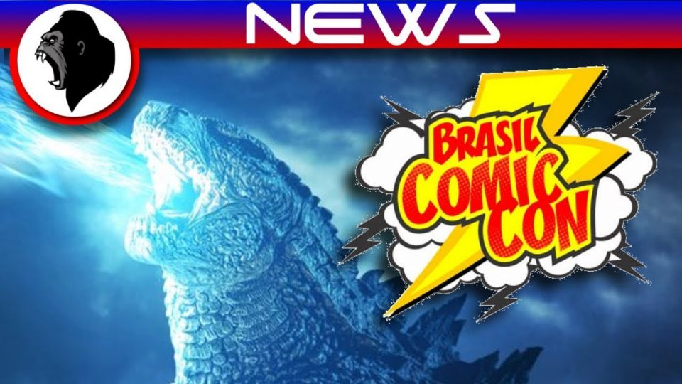 Godzilla: KOTM TRAILER DATE Revealed! | Godzilla: King of the Monsters