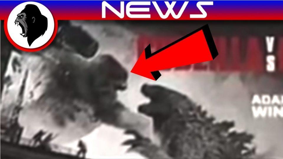 KONG Isn't As Big as You Think (*NEW* Poster Analysis) | Godzilla vs Kong