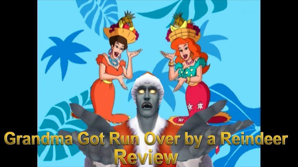 Media Hunter - Grandma Got Run Over By a Reindeer Review