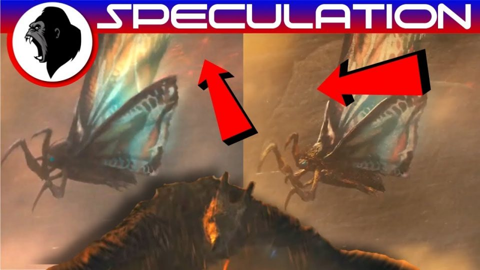 MOTHRA and RODAN Working Together? | Godzilla: King of the Monsters