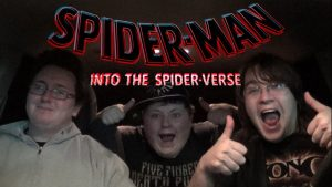 Opening Night – SPIDER-MAN: Into The Spider-Verse