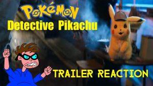 """""""Pokémon: Detective Pikachu"""" – Trailer Reaction – MATTHEW LAMONT"""