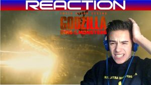 "REACTION – Godzilla: King Of The Monsters – Trailer 2 ""What the hell is going on?"" – KPF KAIJU NETWORK"