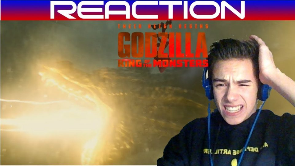 "REACTION - Godzilla: KOTM Trailer 2 | ""What the hell is going on?"""