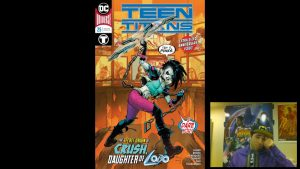 Teen Titans (2016) #25 Review – JTISREBORN