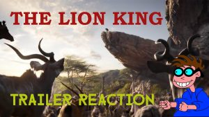 THE LION KING (Remake) Trailer Reaction Video – MATTHEW LAMONT