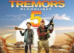 Tremors 5: Bloodlines (2015) Review – NICK JACKSON
