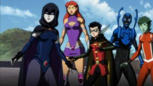 Superhero Binge Episode 14 –  Teen Titans: Judas Contract (2017) Review (Ft. JTISREBORN) NICK JACKSON