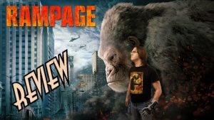 61. Rampage (2018) KING KONG REVIEWS
