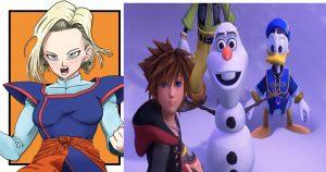 BaeTeen Play's Kingdom Hearts III
