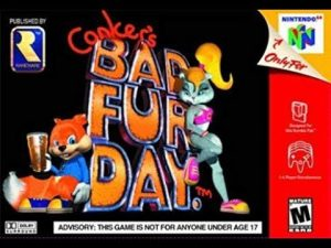 Conkers Bad Fur Day (N64) REVIEW – The16BitShow {RAREWARE MONTH}