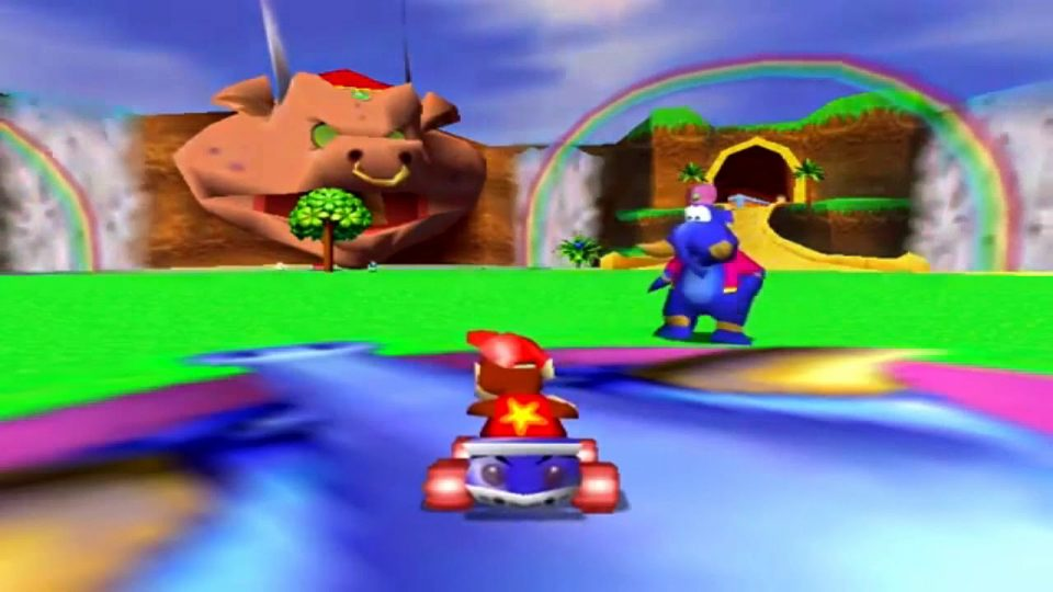 Diddy Kong Racing (N64) REVIEW - The16BitShow {RAREWARE MONTH}