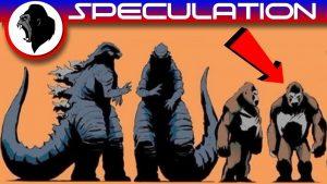 Does KONG's Height Matter? Is He Destined to Lose? | Godzilla VS Kong – KPF KAIJU NETWORK