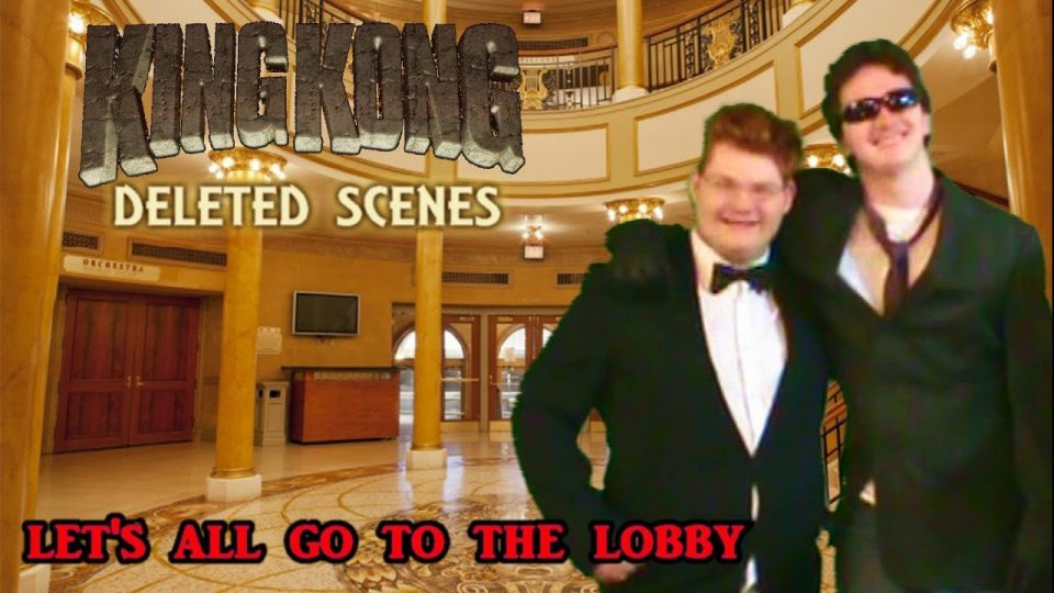 King Kong (2016) Fan Film DELETED SCENES - Let's All Go To The Lobby (RE UPLOAD)