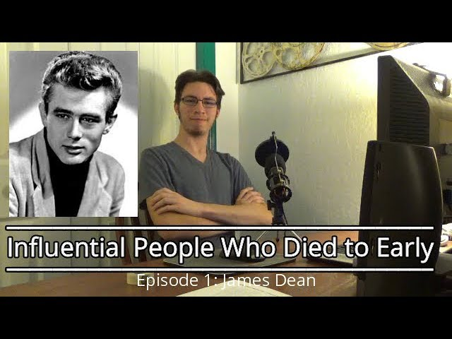 Influential People Who Died Too Early – Episode 1: James Dean – CINEMATIC  TRASH