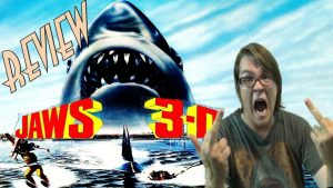 Jaws 3-D (1983) REVIEW – JAWS MONTH (RE-UPLOAD)