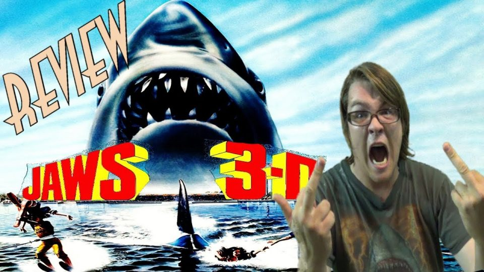 Jaws 3-D (1983) REVIEW - JAWS MONTH (RE-UPLOAD)