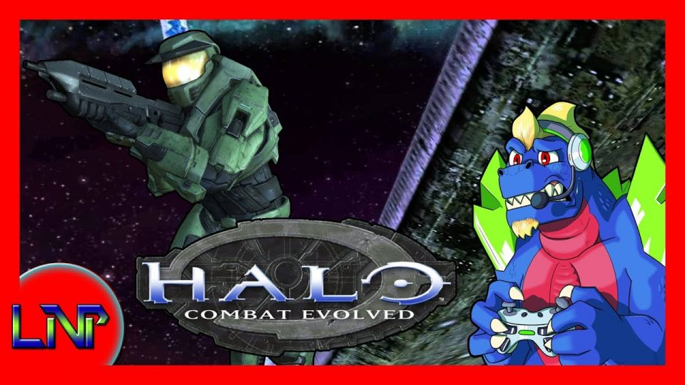 Let's Not Play Halo Combat Evolved