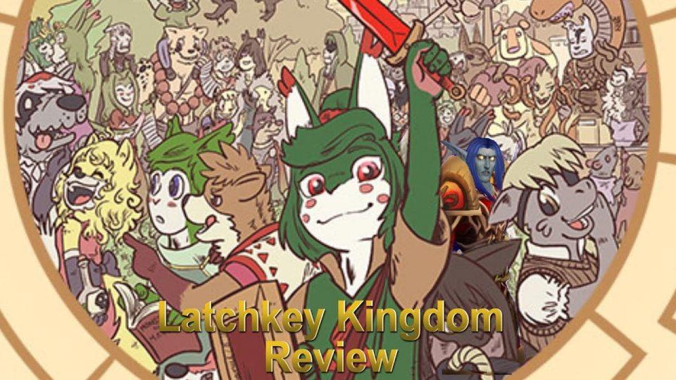 Media Hunter - Latchkey Kingdom Review