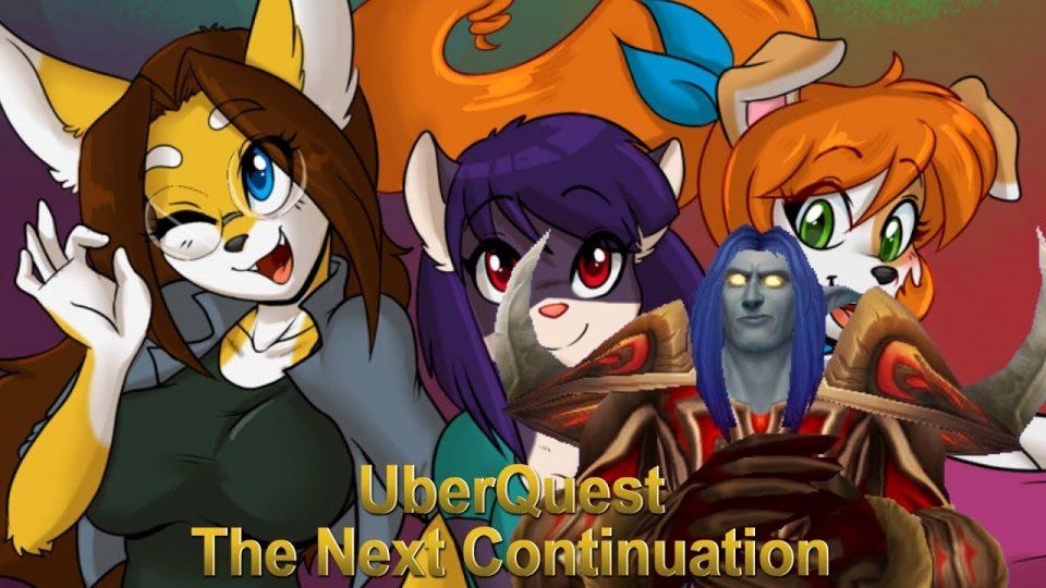 Media Hunter - UberQuest: The Next Continuation