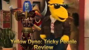 Media Hunter – Yellow Dyno: Tricky People – Review