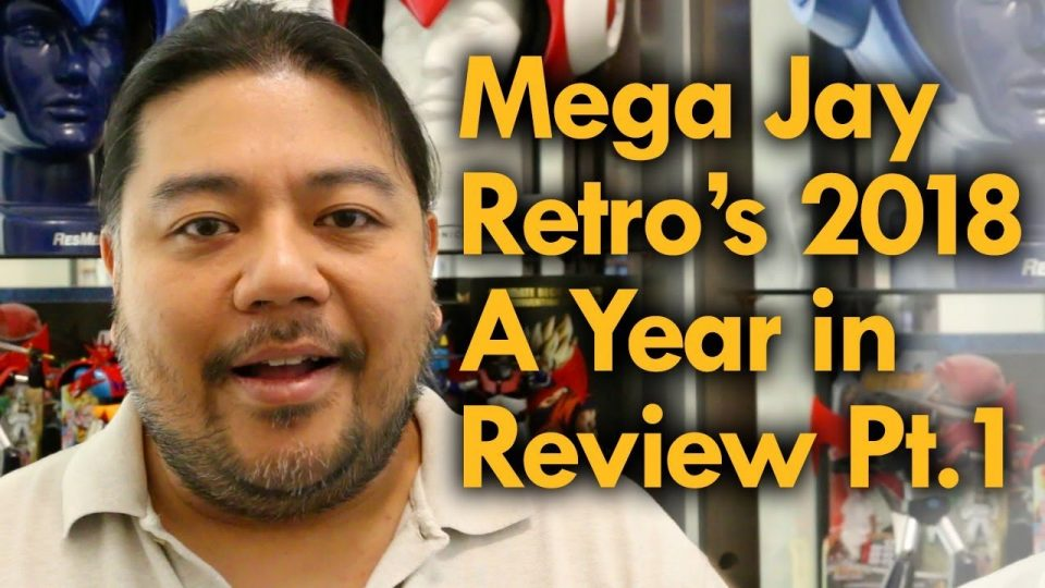 Mega Jay Retro's 2018 A Year in Review