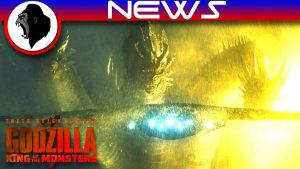 NEW King Ghidorah Image Revealed! Super X? | Godzilla: King of the Monsters – KPF KAIJU NETWORK