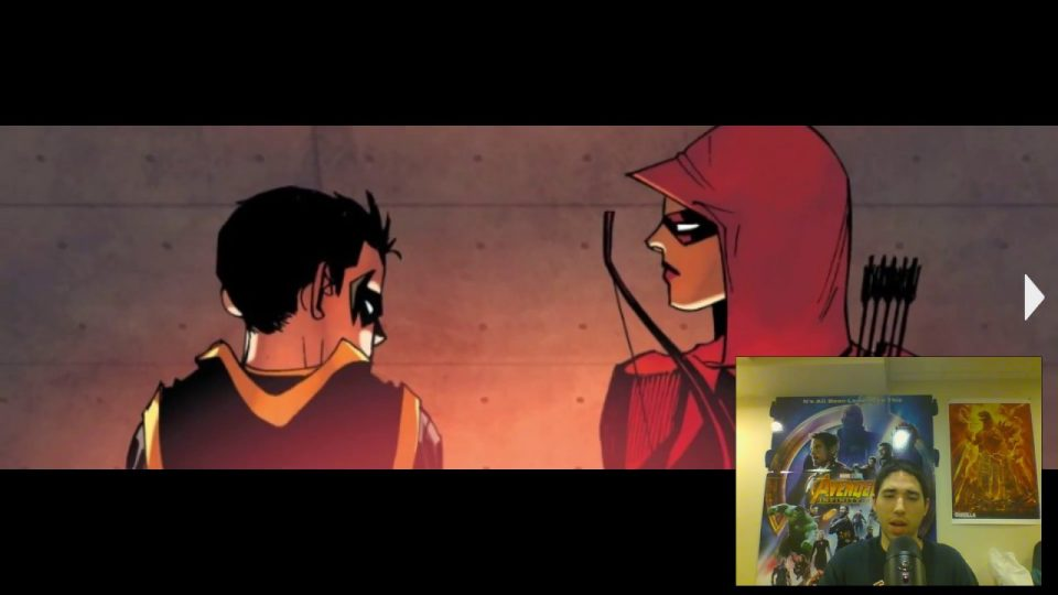 Teen Titans (2016-) #26 Review