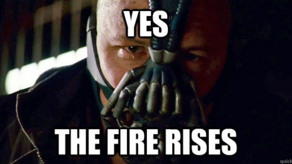 The Fire Rises - A BigJackFilms Livestream!