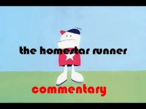 THE HOMESTAR RUNNER (2008) Commentary – MATTHEW LAMONT
