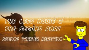 THE LEGO MOVIE 2: THE SECOND PART – Trailer 2 Reaction – MATTHEW LAMONT