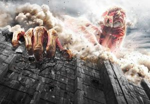 Attack On Titan (2015) Review – NICK JACKSON