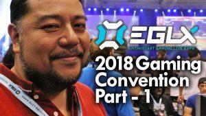 EGLX Toronto 2018 – Part 1 – MEGA JAY RETRO