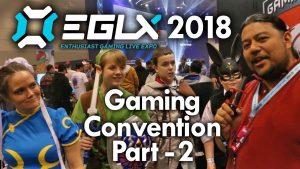 EGLX Toronto (2018) Part 2 – MEGA JAY RETRO