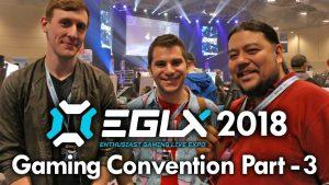 EGLX Toronto (2018) Part 3 – MEGA JAY RETRO