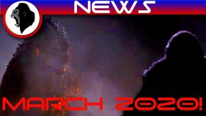 Godzilla VS Kong Release Date MOVED! | KPF KAIJU NETWORK
