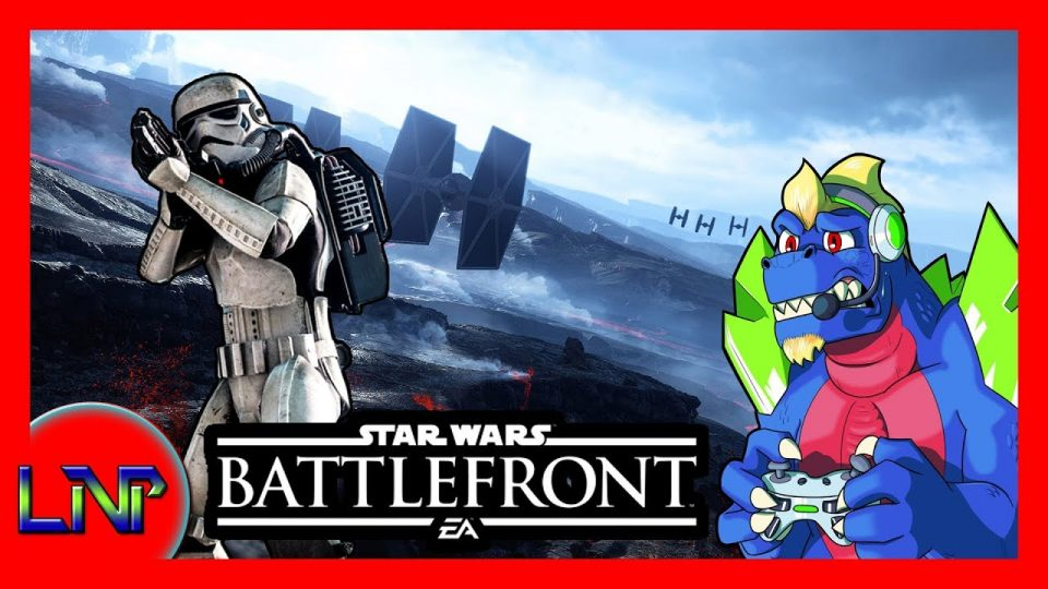 Let's Not Play EA Star Wars Battlefront (2015) Single-player