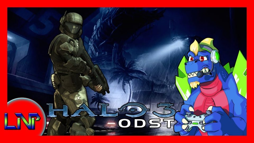 Let's Not Play Halo 3: ODST