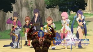 Media Hunter – Tales of Vesperia: Definitive Edition Review Part 1