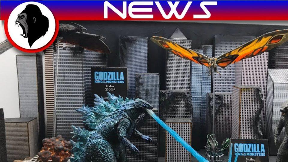 MonsterVerse News Roundup - January/February 2019 | Kaiju Network
