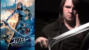 Opening Night – ALITA: BATTLE ANGEL (BEST LIVE ACTION ANIME MOVIE?)