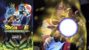 Opening Night – Dragonball Super The Movie: BROLY