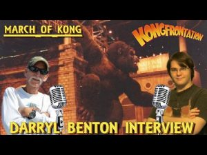 INTERVIEW with Darryl Benton on Kongfrontation & Universal Studios Florida (#MarchOfKong)