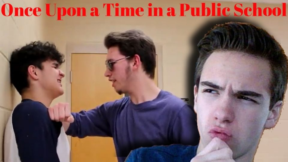 """Smitty Reviews: """"Once Upon a Time in Public School"""" - Short film by Piece Killian"""