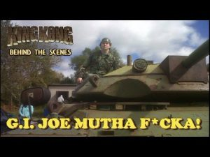 14. G.I. JOE! King Kong (2016) Fan Film – BEHIND THE SCENES (#MarchOfKong)
