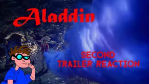 ALADDIN (Live-Action Version) Second Trailer Reaction Video – MATTHEW LAMONT